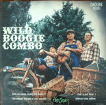 "45RE✦ WILD BOOGIE COMBO ✦ ""Wild Boogie Combo"" (Blues Boppers, Country Blues)"